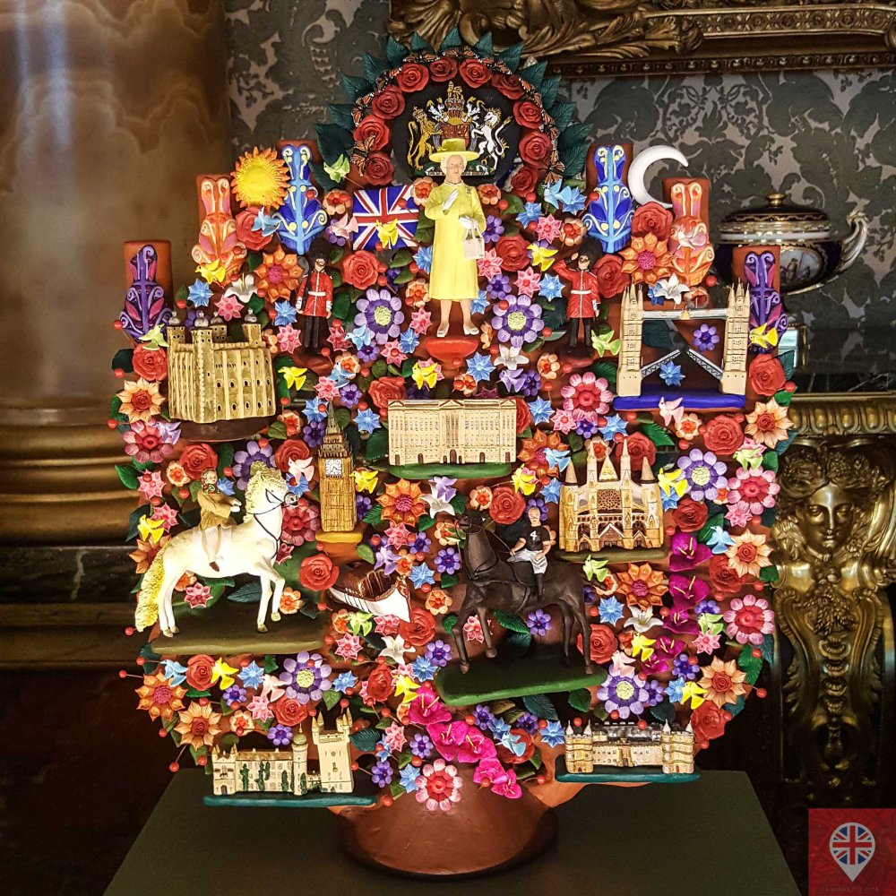 Royal Gifts mexican tree of life