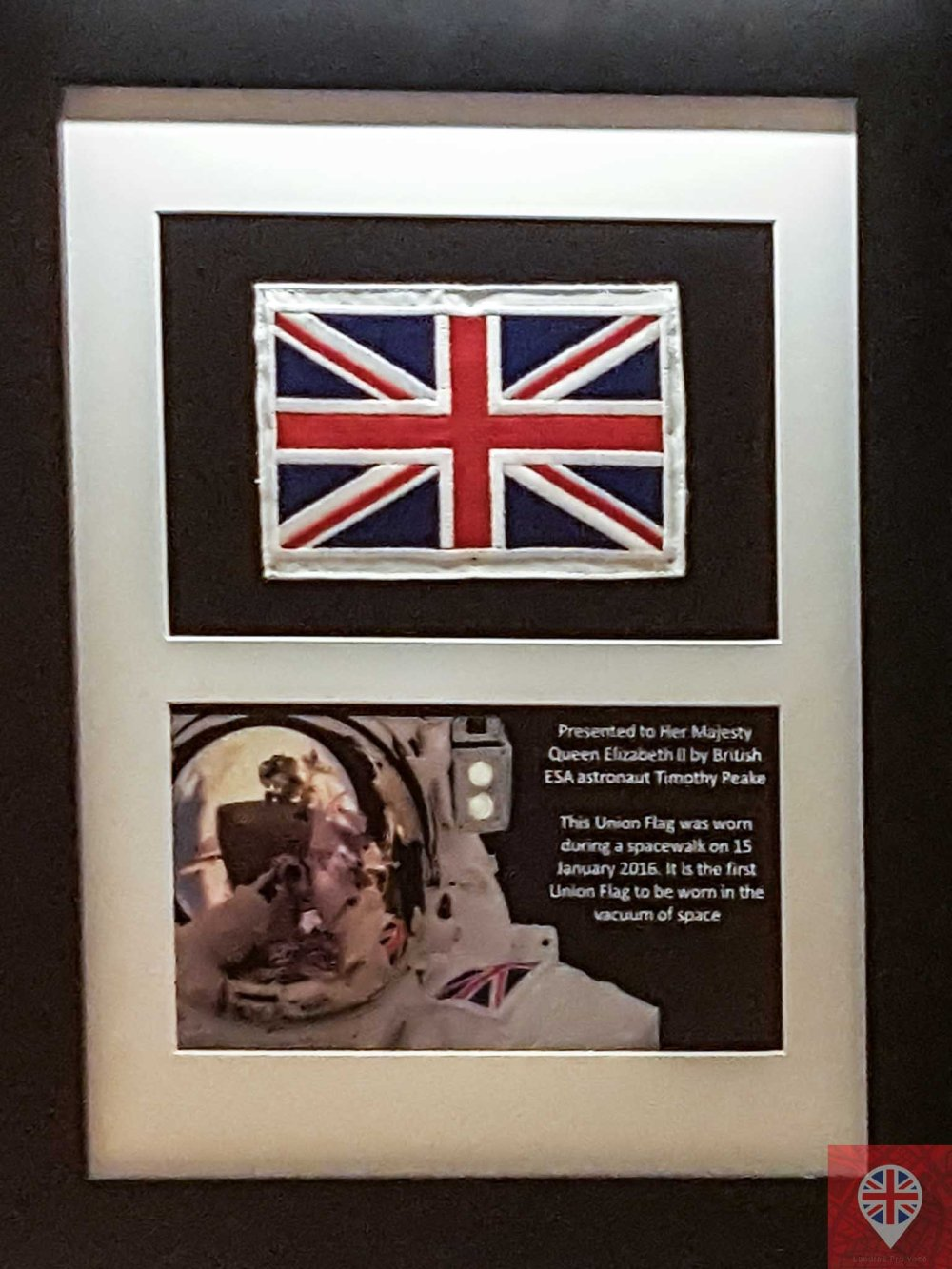 Royal Gifts union flag