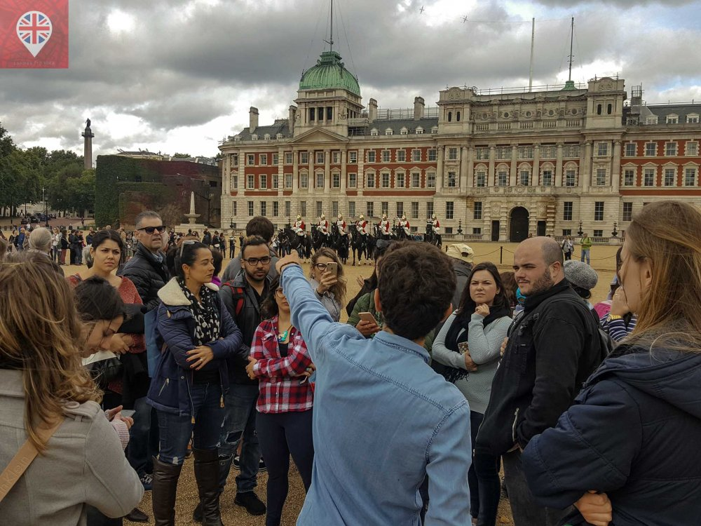 Tour Royal London Horse Guards Parade