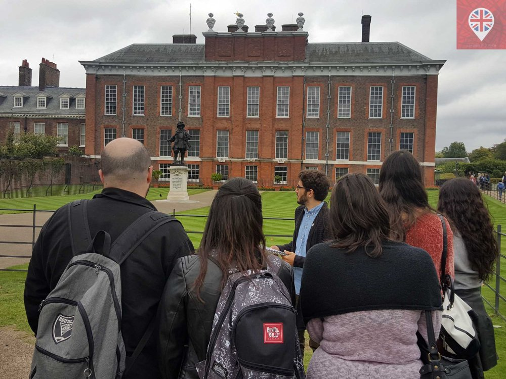 Tour Royal London Kensington Palace