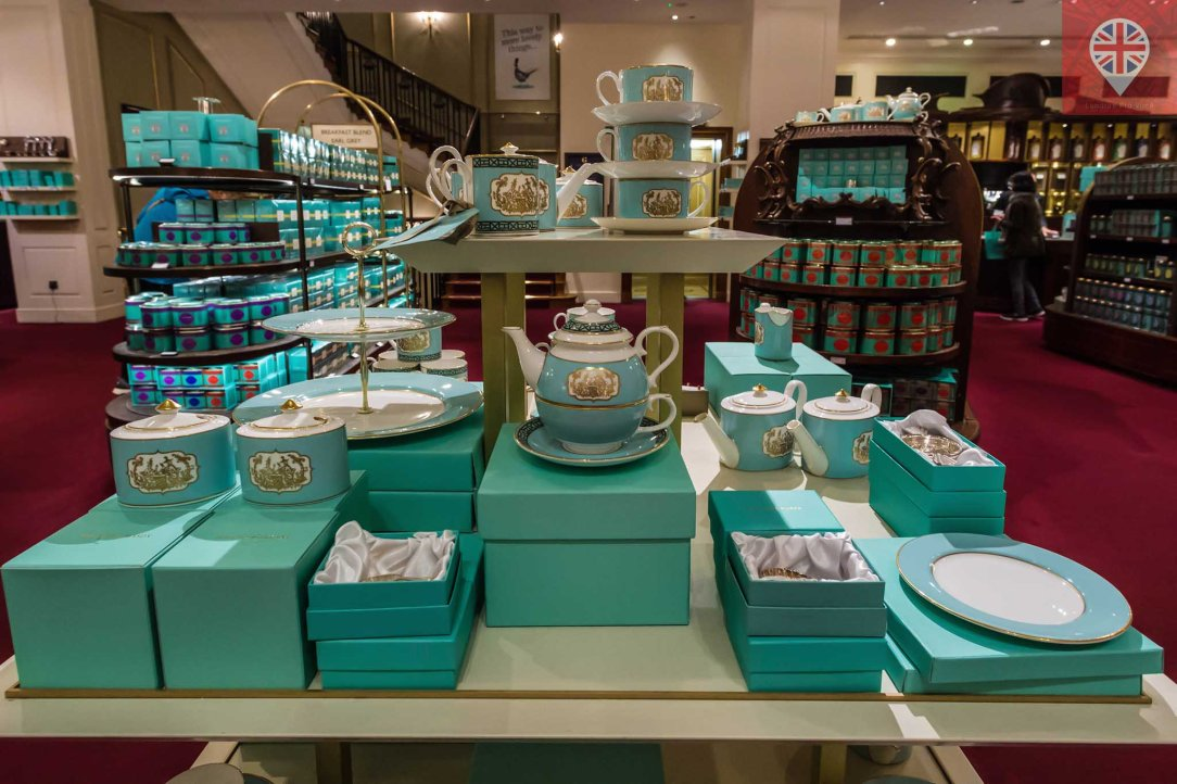 Fortnum Mason tea set