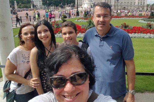Frederico e familia