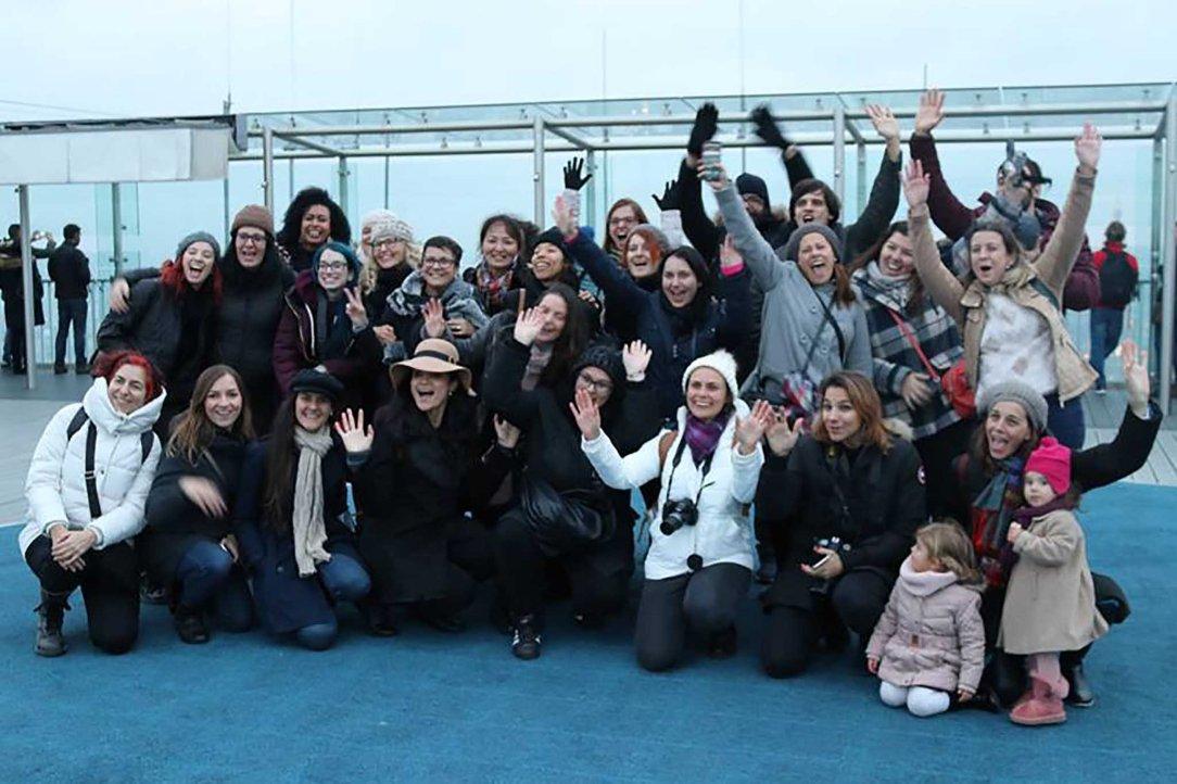 IVEEBB grupo observation deck