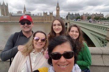 Marcio e familia