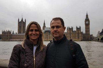 Mauricio e Karen