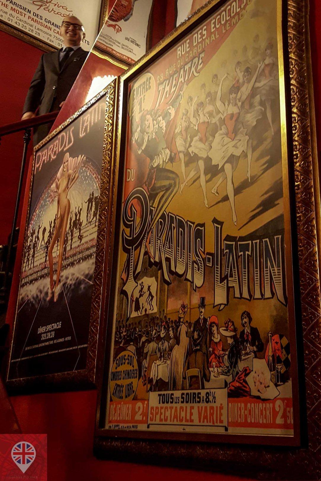 Paradis Latin poster