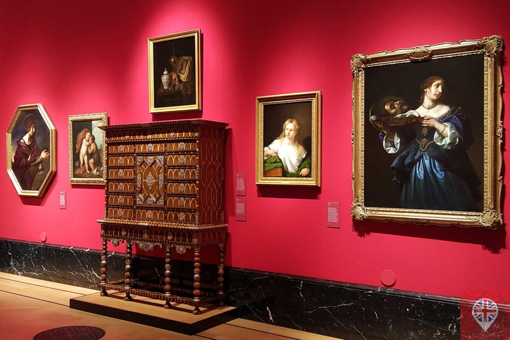 Charles II art and power exhibition
