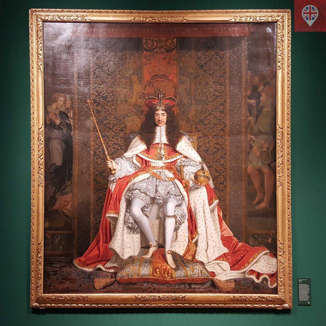 charles II coronation