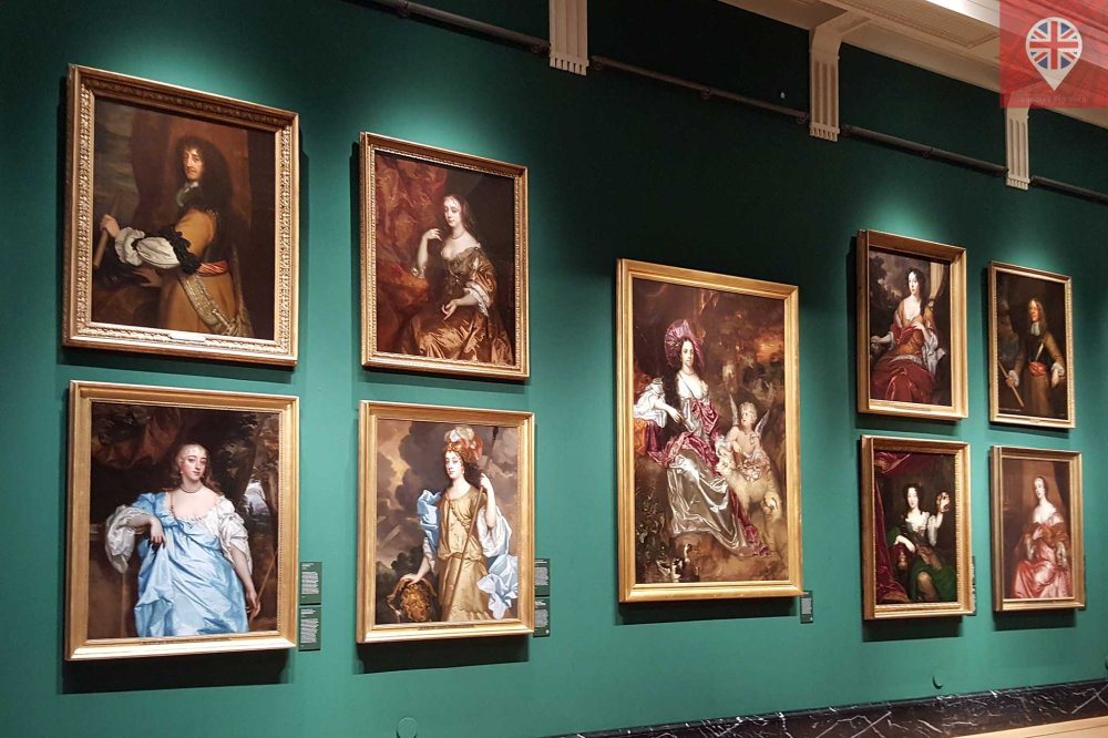 Charles II lovers