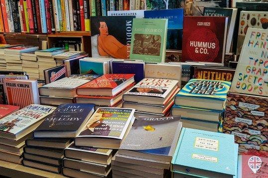 primrose hill bookshop books