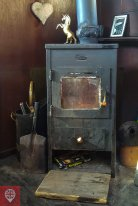 word on the water wood burning stove