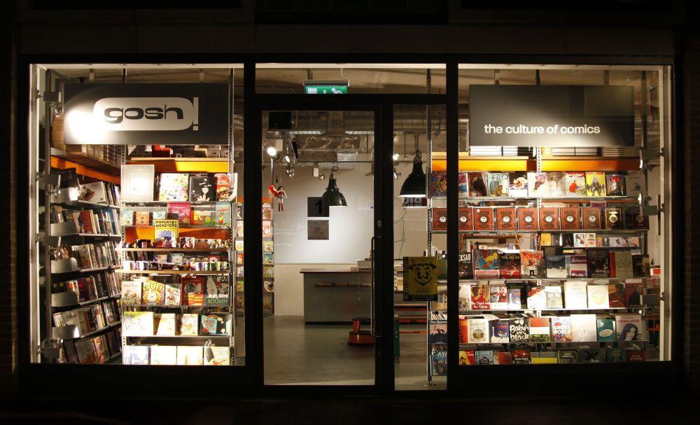 GOSH Bookshop