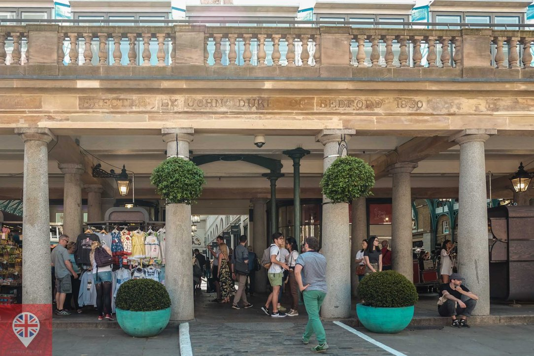 Covent Garden building