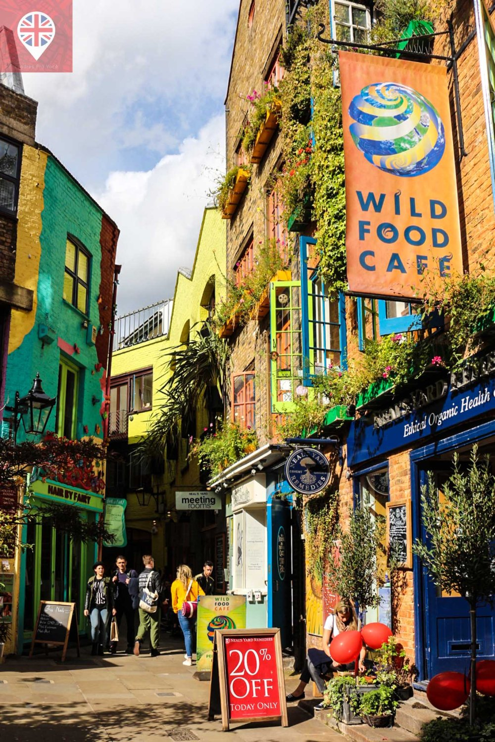 Covent Garden neals yard