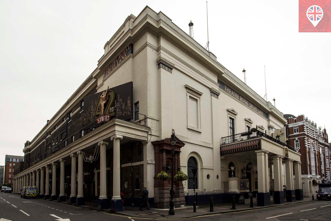 Covent Garden theatre royal drury lane
