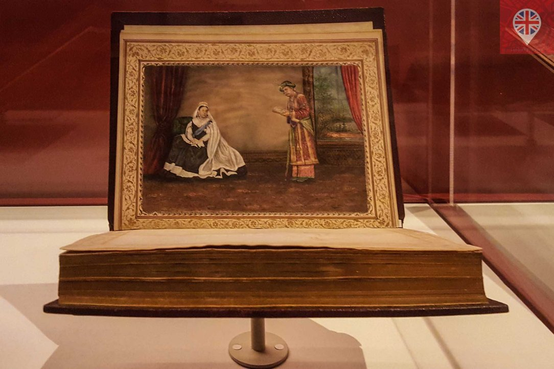 queens gallery splendorous diário rainha vitoria