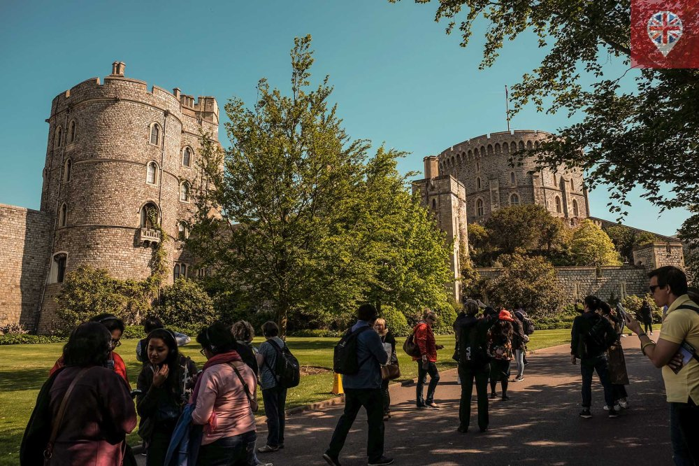 windsor castle people