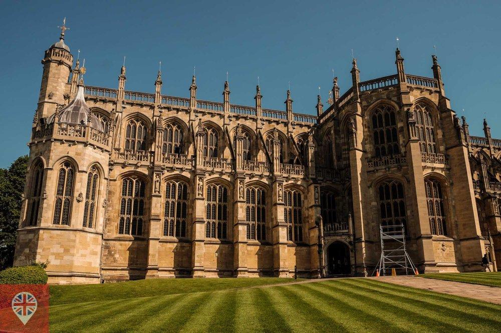 windsor castle st george chapel