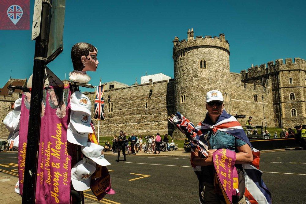 windsor castle vendedor
