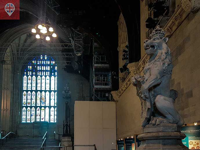 palace of westminster hall