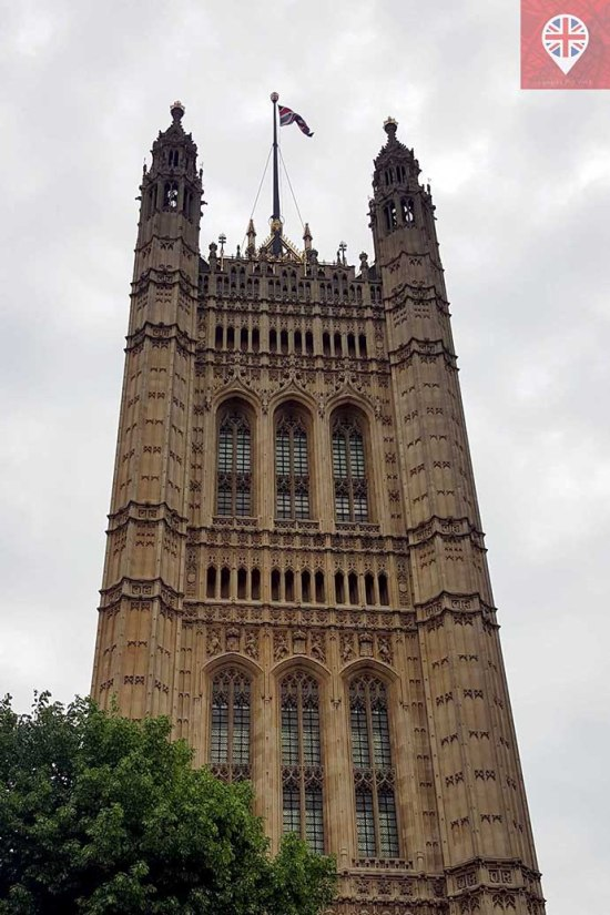 palace of westminster victoria tower
