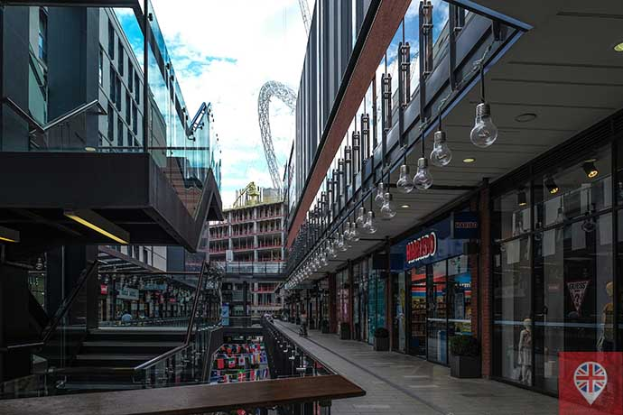 london designer outlet wembley arco