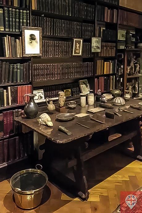 freud museum biblioteca