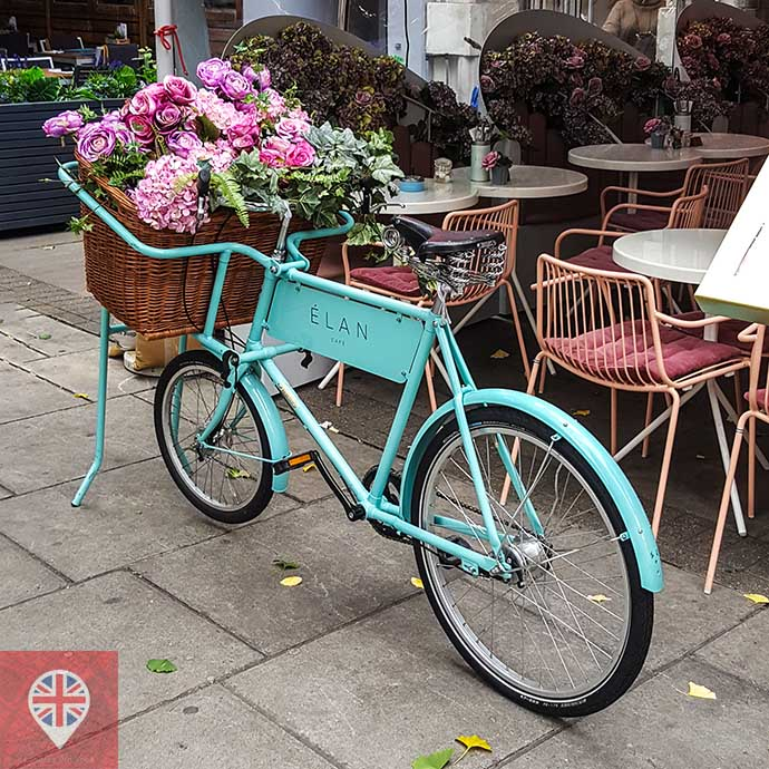 Elan Cafe bike