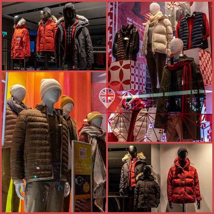 casacos inverno londres