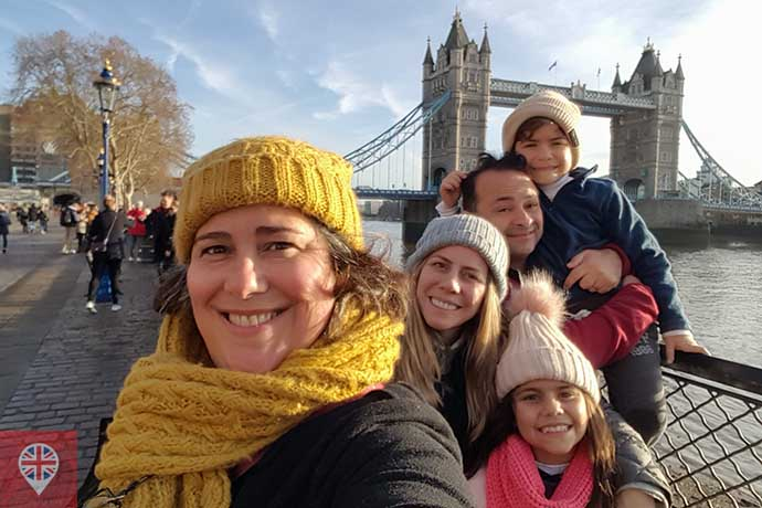 clientes dia bonito tower bridge