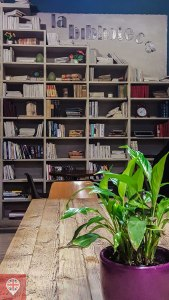 hostalpersal madrid biblioteca