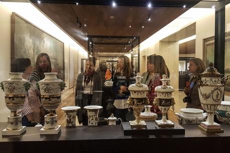museu de historia madri porcelanas