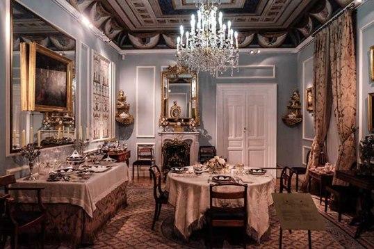 museu romantismo sala jantar