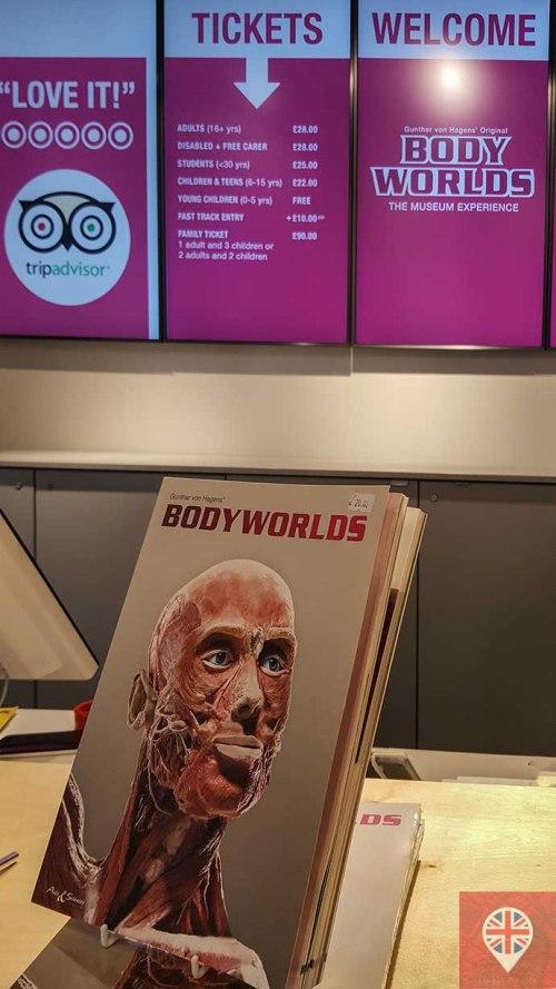 Body Worlds book