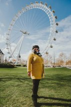 Tina London Eye Jubilee Gardens