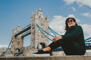Ana Maria Tower Bridge
