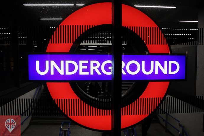 Metrô Londres roundel
