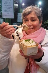 borough market comendo risoto