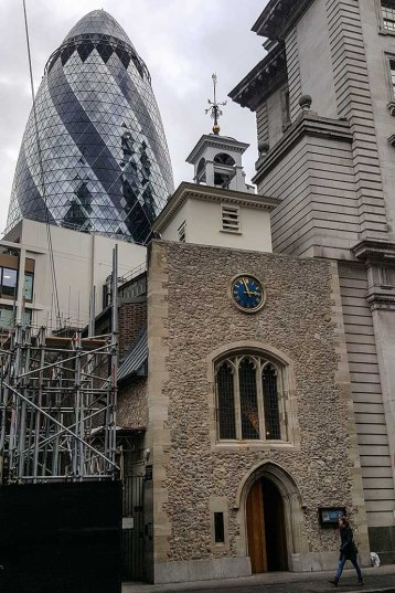 pepino e menor igreja