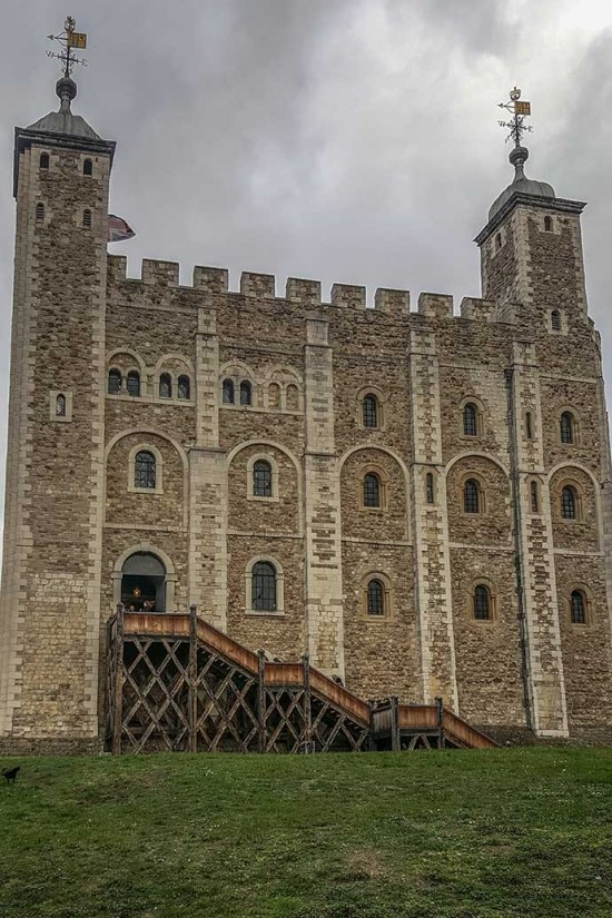 white tower torre de londres