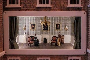 Victoria 200 maquete palacio detalhe 2
