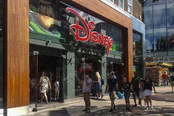 Oxford Street Disney