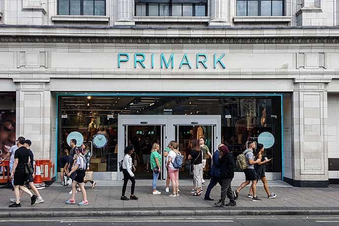 Oxford Street Primark