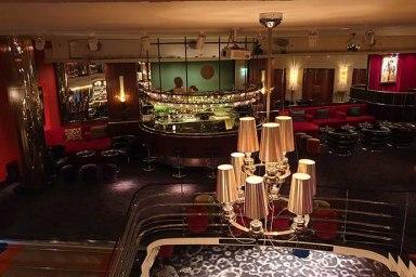 Rival Hotel bar