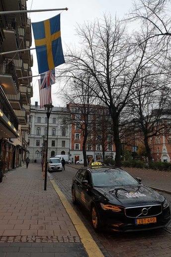 Rival Hotel rua
