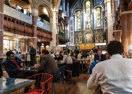 Mercato Mayfair more tables