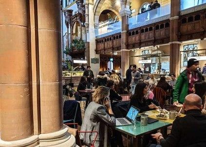 Mercato Mayfair tables