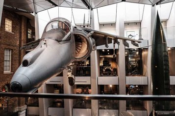 IWM airplane