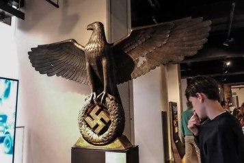 IWM Nazi eagle