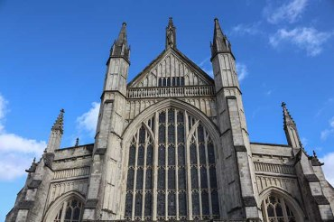 Winchester catedral
